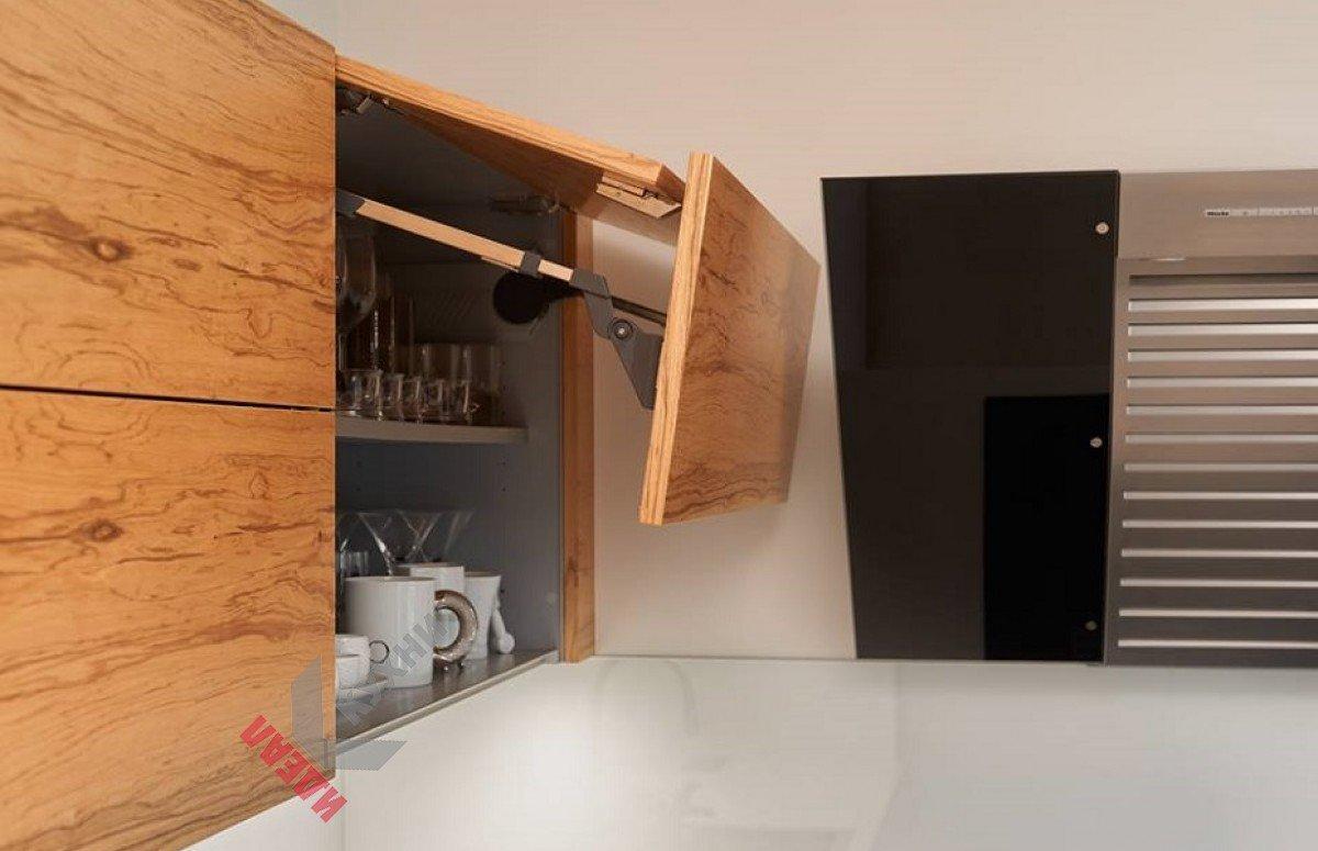 Кухня из акрила №003