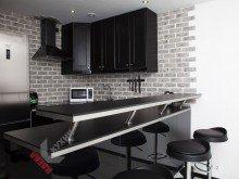 Кухня из акрила №006
