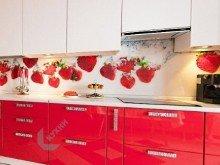 Кухня из МДФ крашенного №008