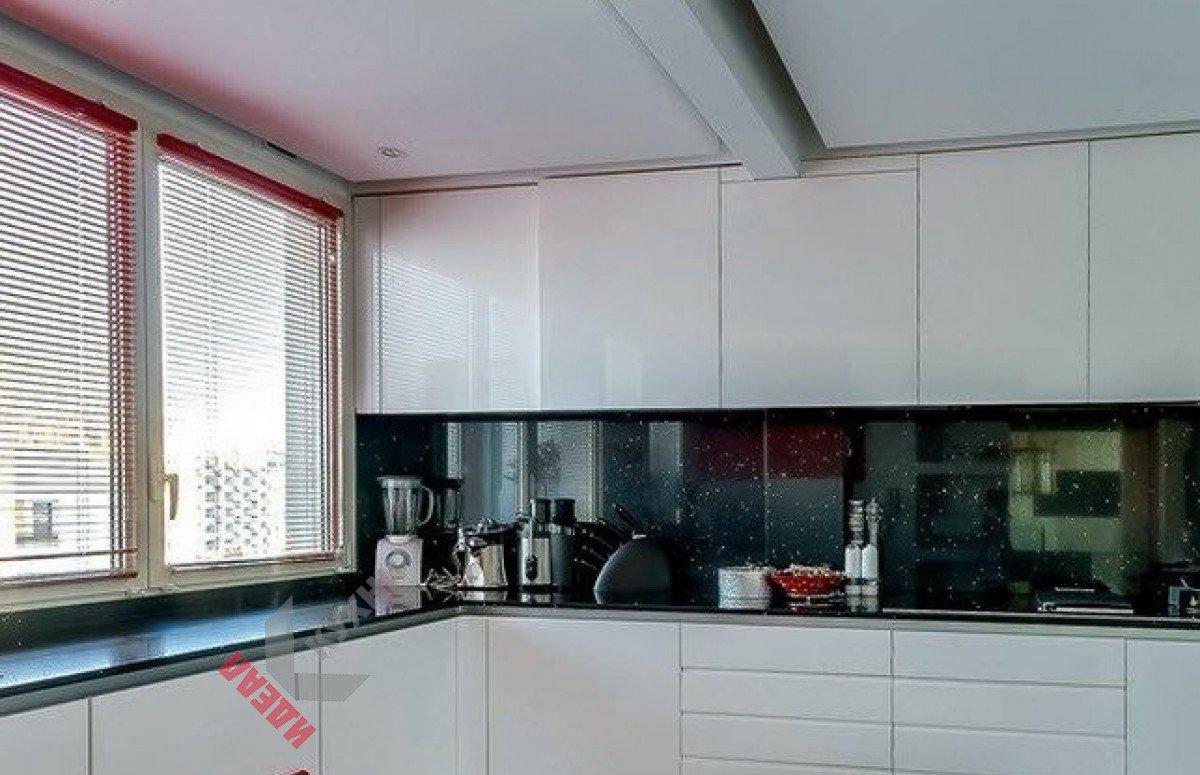 Кухня из МДФ крашенного №011