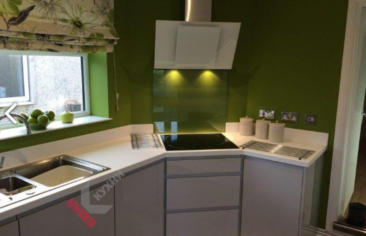 Кухня из пластика №006
