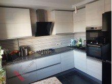 Кухня из пластика №011