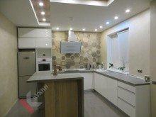 Кухня из пластика №015