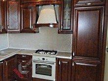 Кухня из массива №001