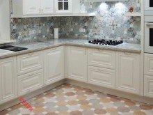 Кухня из массива №005