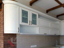 Кухня из массива №015