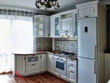Кухня из массива №016