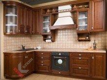 Кухня из массива №019