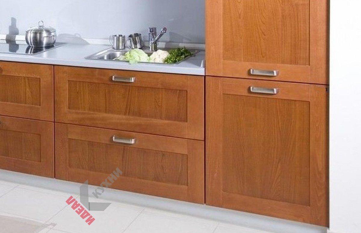 Кухня из массива №020