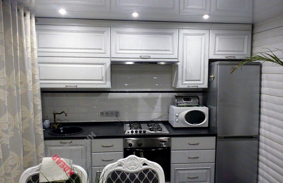 Маленькая кухня №004