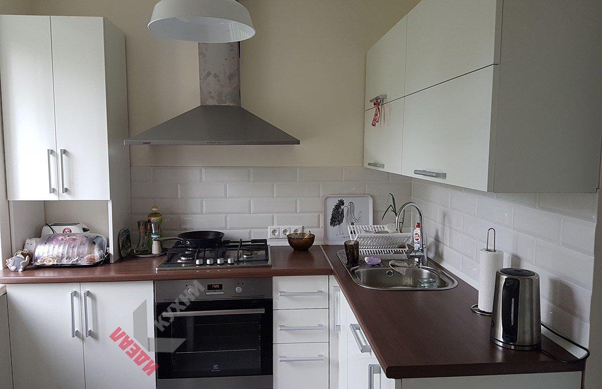 Маленькая кухня №007