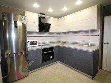 Кухня без ручек №006