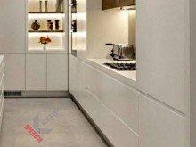 Кухня без ручек №010