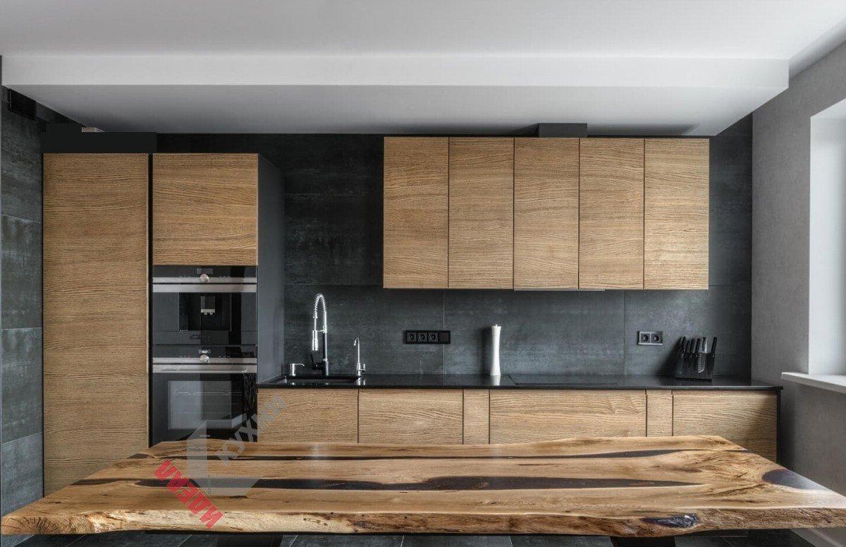 Кухня из ДСП Cleaf №001
