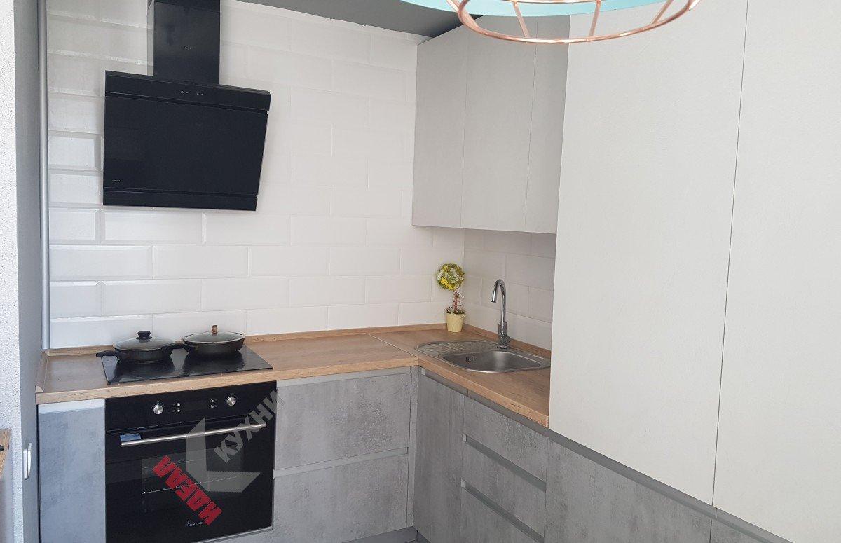 Кухня из ДСП Cleaf №005