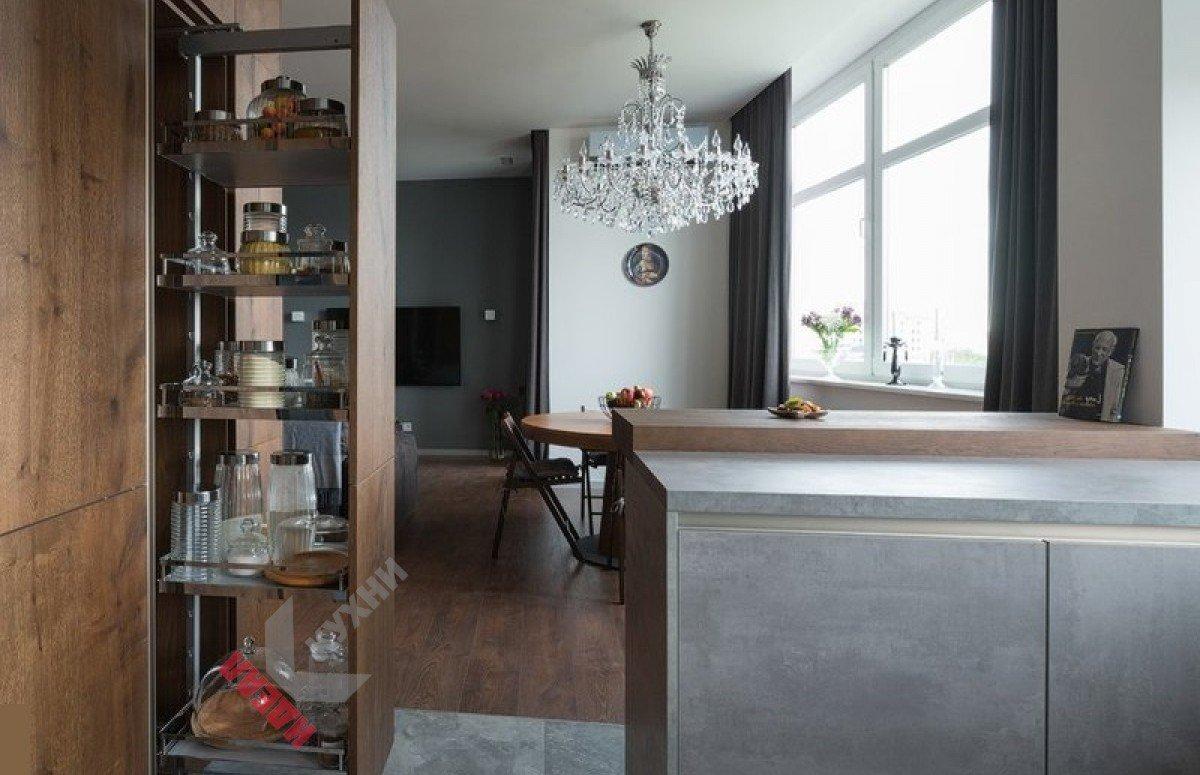 Кухня из ДСП Cleaf №007