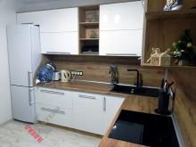 Кухня с фасадами Alvic №002