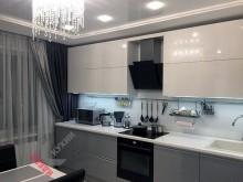 Кухня с фасадами Alvic №004
