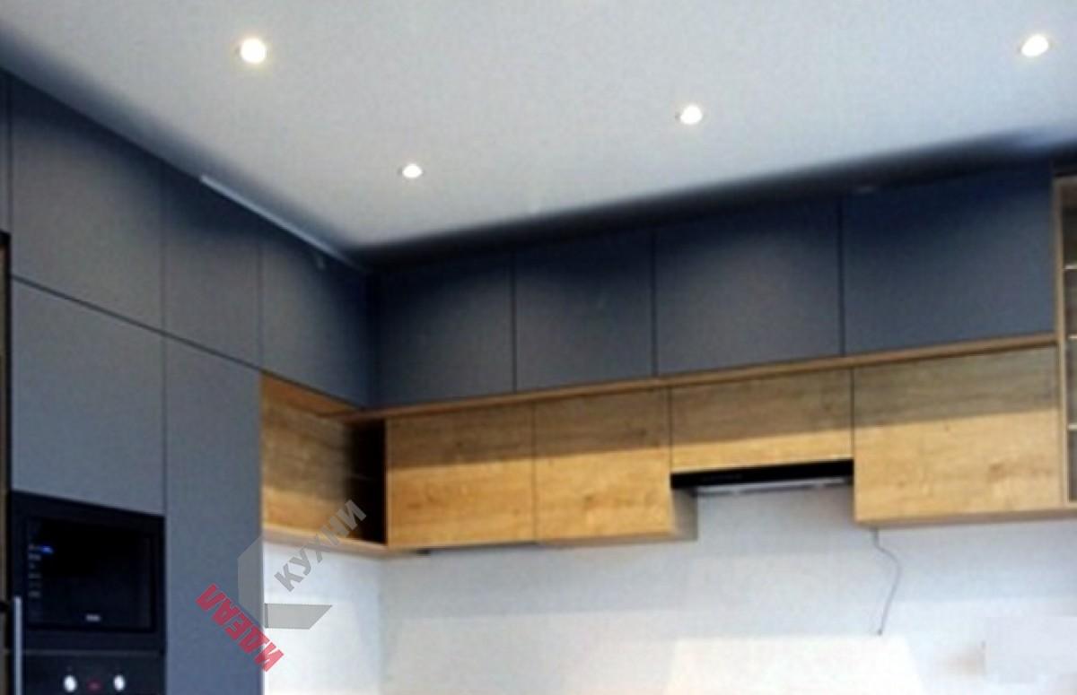 Кухня с фасадами Alvic №005