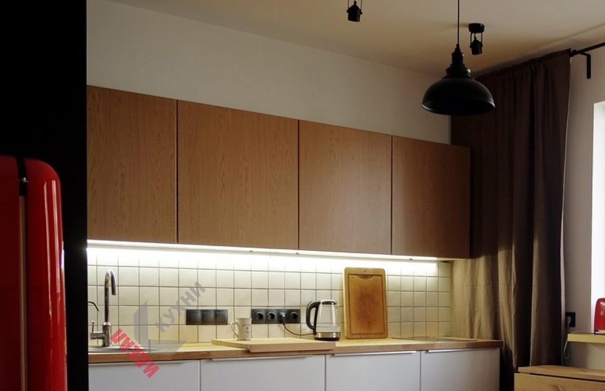 Кухня из ЛДСП EGGER №003