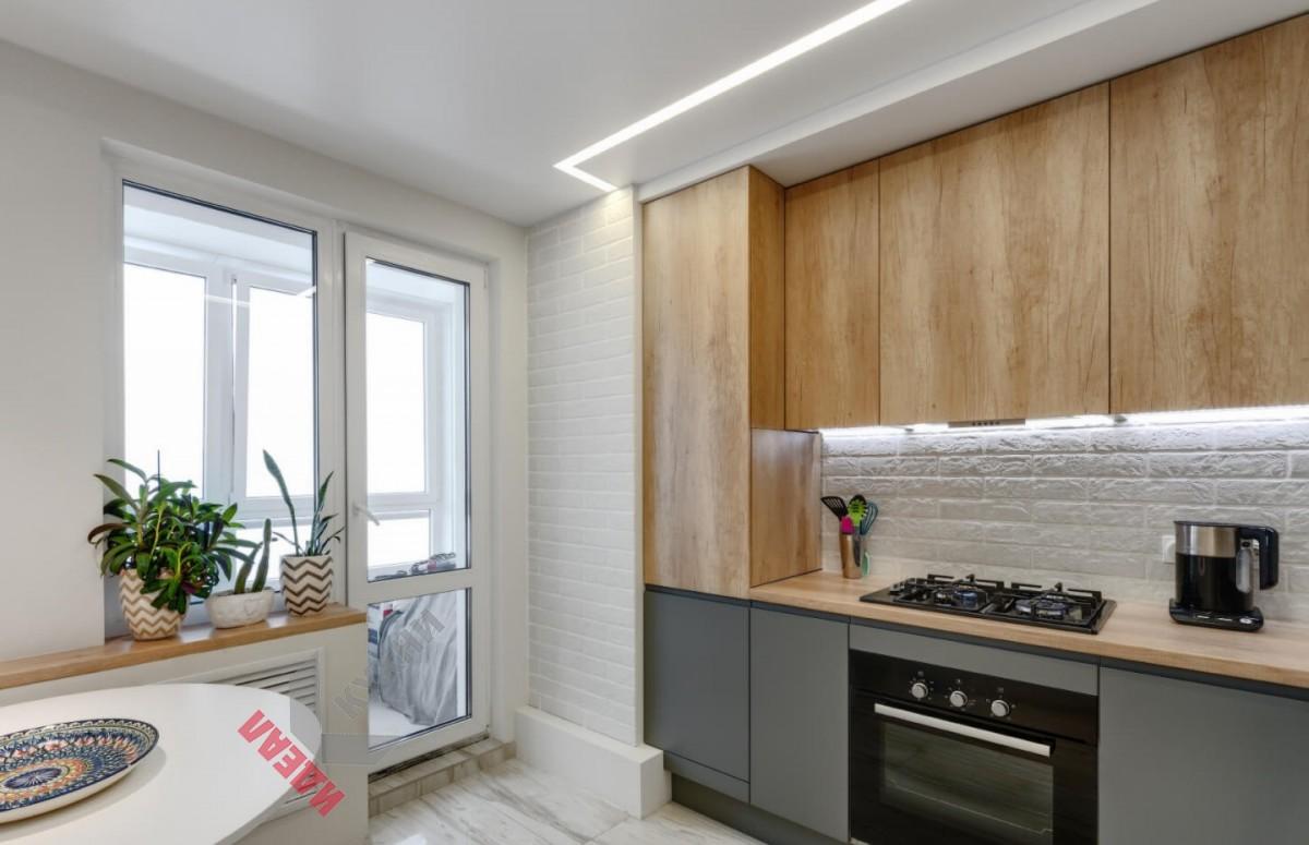 Кухня из ЛДСП EGGER №005