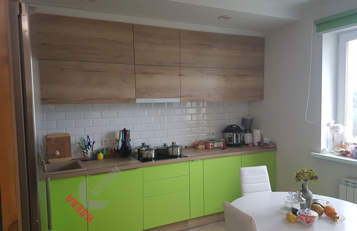 Кухня из ЛДСП EGGER №006
