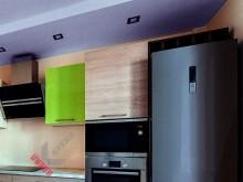 Кухня из ЛДСП Kronospan №001