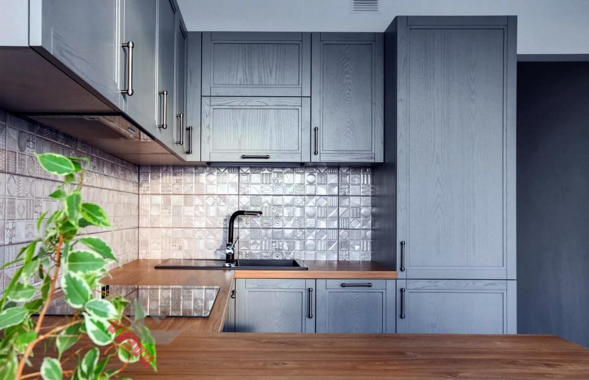 Кухня неоклассика №001