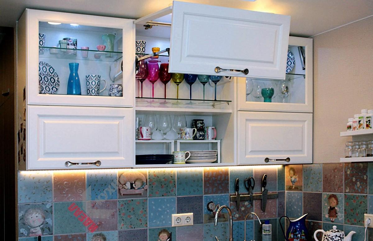 Кухня неоклассика №003