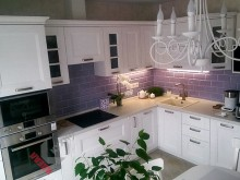 Кухня неоклассика №007