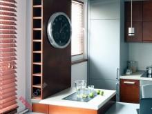 Прямая (линейная) кухня №003