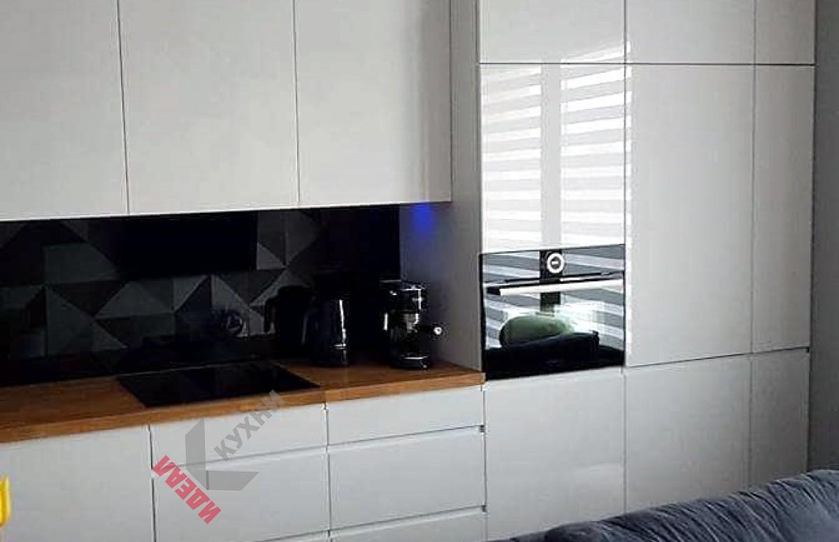 Прямая (линейная) кухня №005