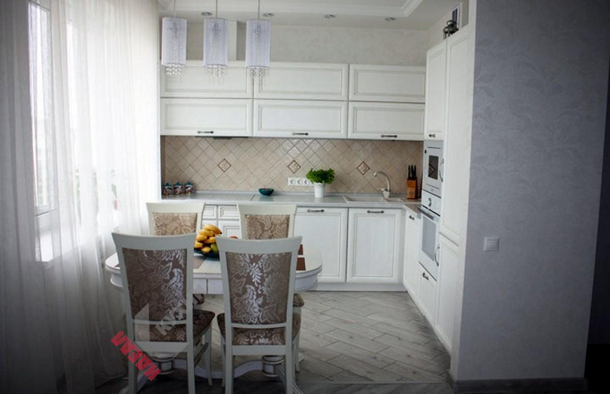 Кухня из рамочного МДФ №001