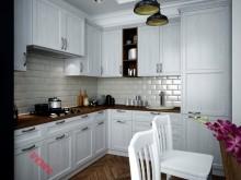 Кухня из рамочного МДФ №006