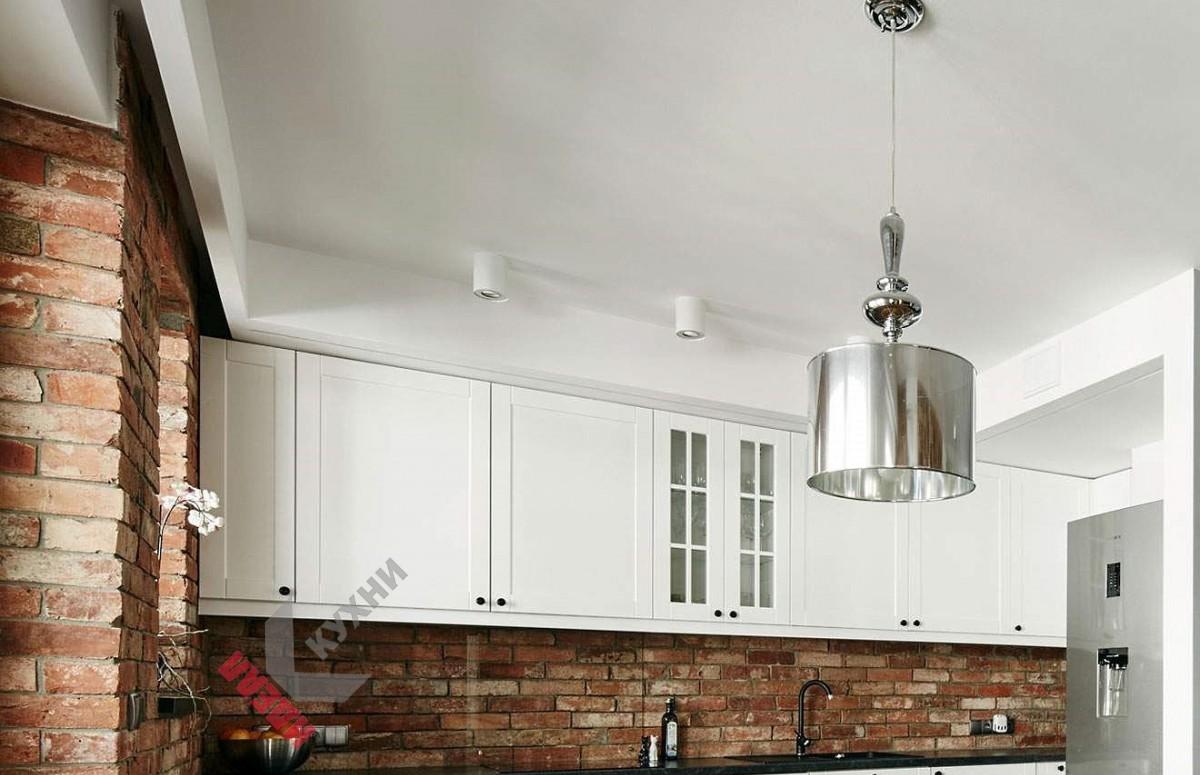 Встроенная кухня №002