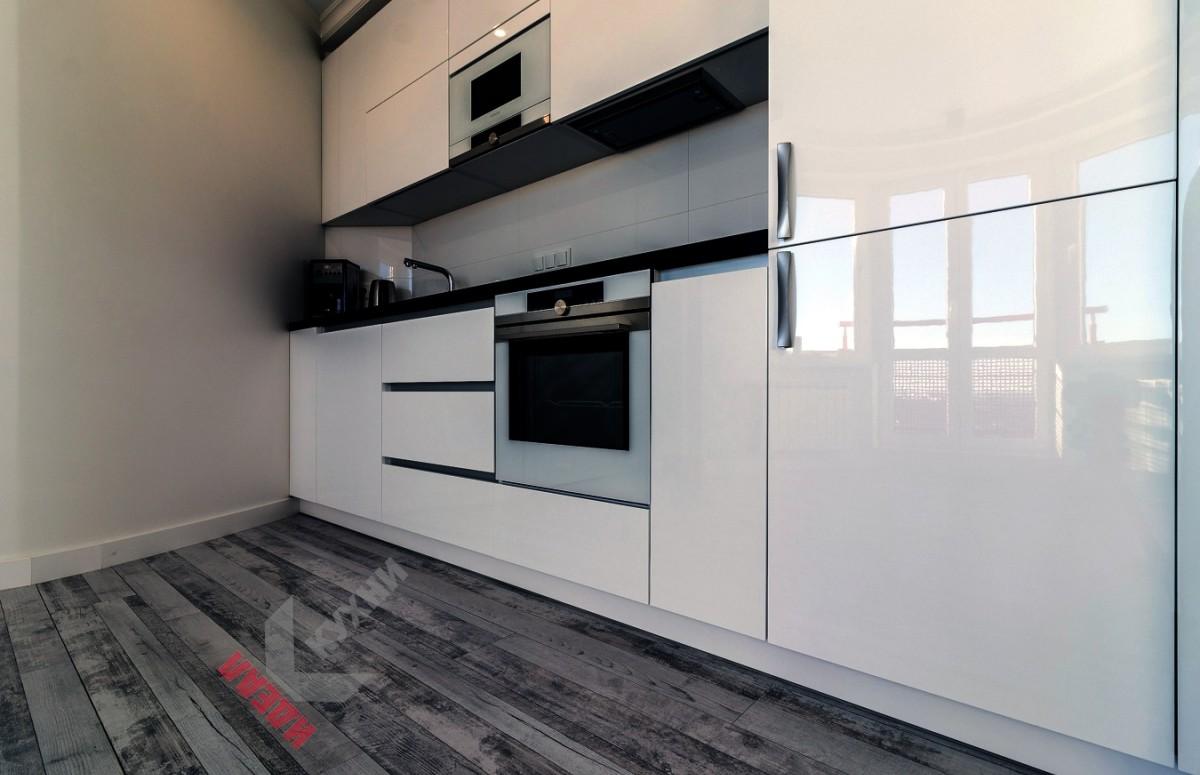 Встроенная кухня №003