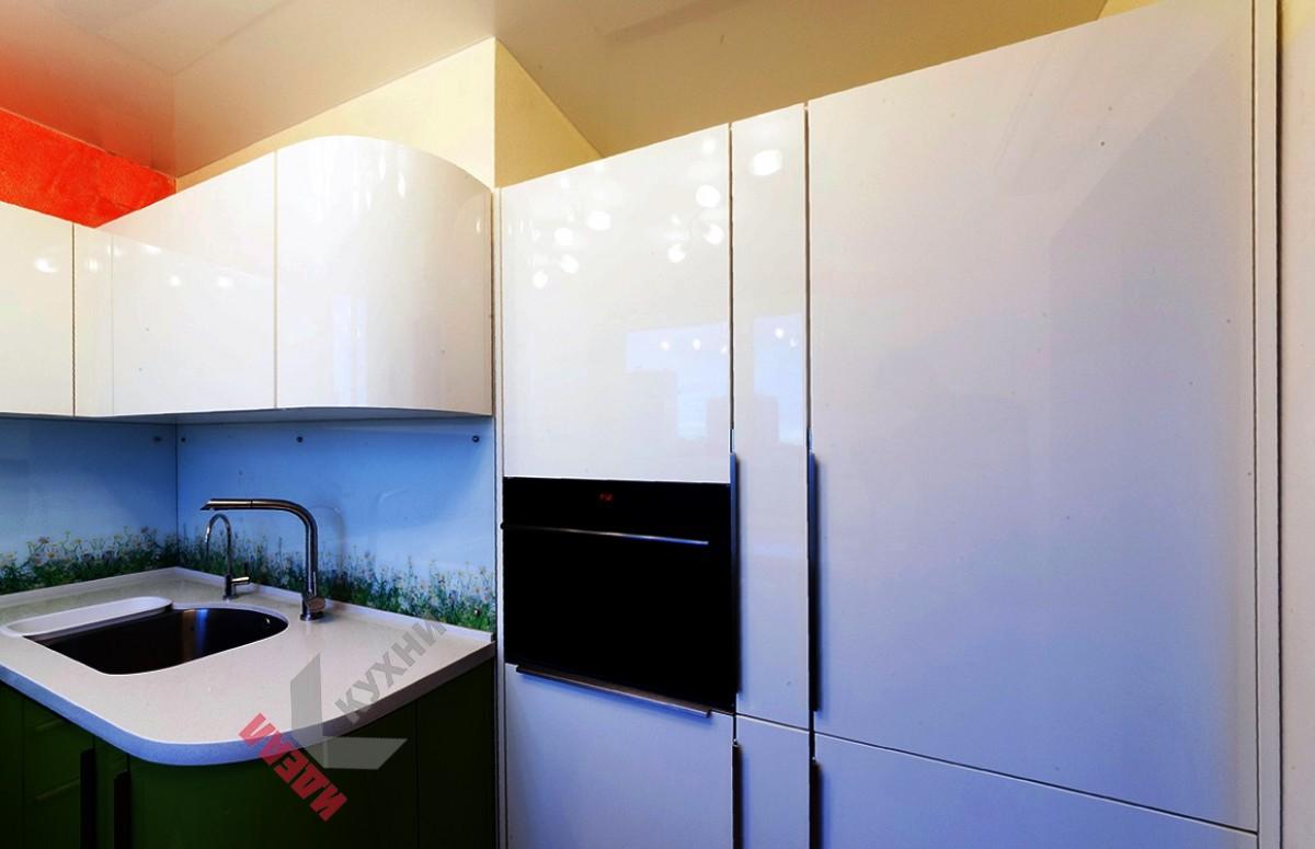 Встроенная кухня №006