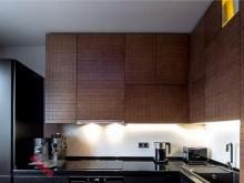Кухня из шпона №006