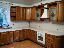 Кухня с патиной №001