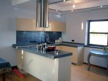 П-образная кухня №001
