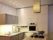 П-образная кухня №004