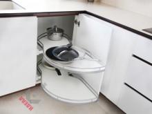 П-образная кухня №006