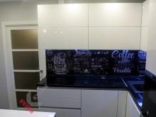 Кухня с профилем Gola №001