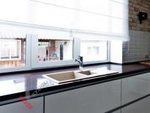Кухня с профилем Gola №003