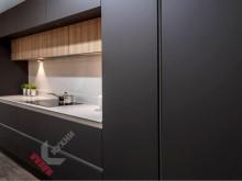 Кухня с профилем Gola №005