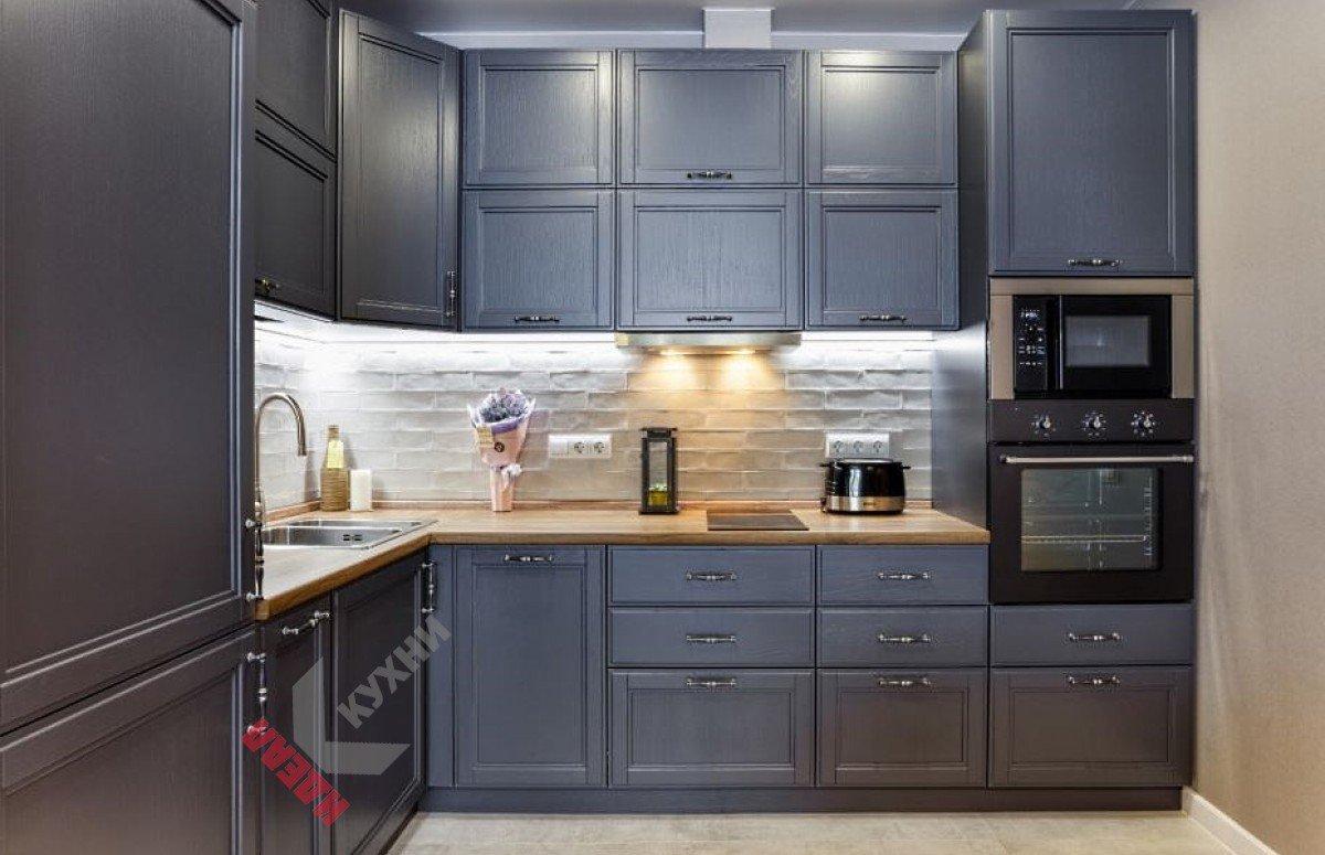Кухня лофт №007