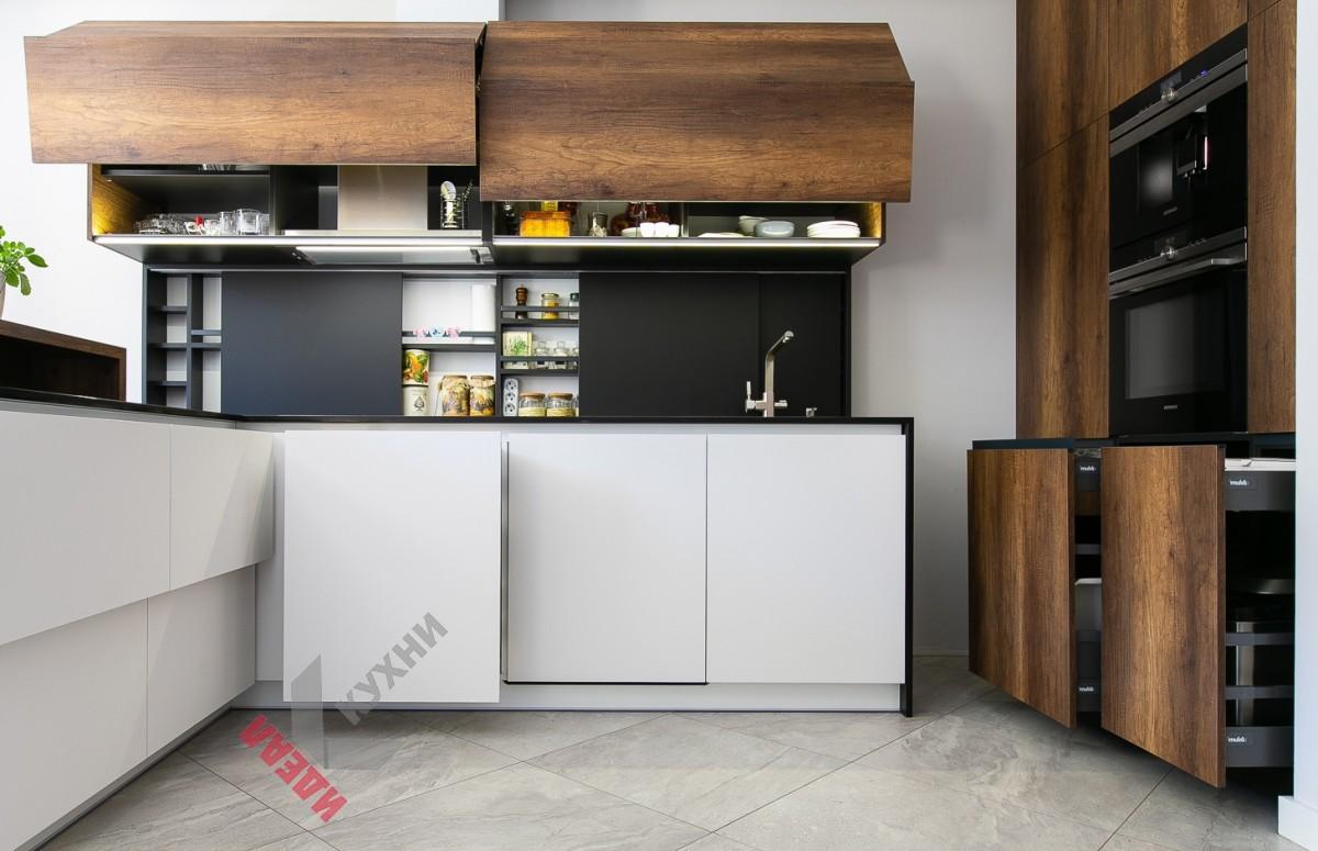 Кухня из ДСП Cleaf №010
