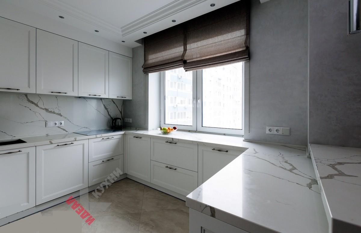 Кухня неоклассика №008