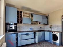 Кухня из МДФ крашеного №018