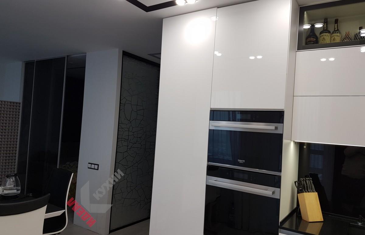Кухня в квартиру студию №007
